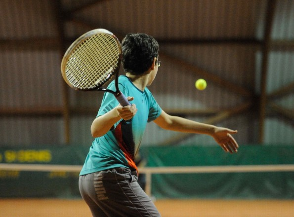 Au tournoi de tennis de Saint-Denis édition 2013