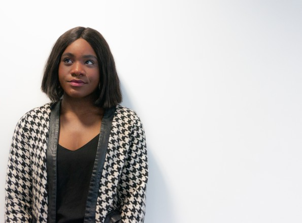 Princia Nsumbu veut monter sa start-up aux Etats-Unis.